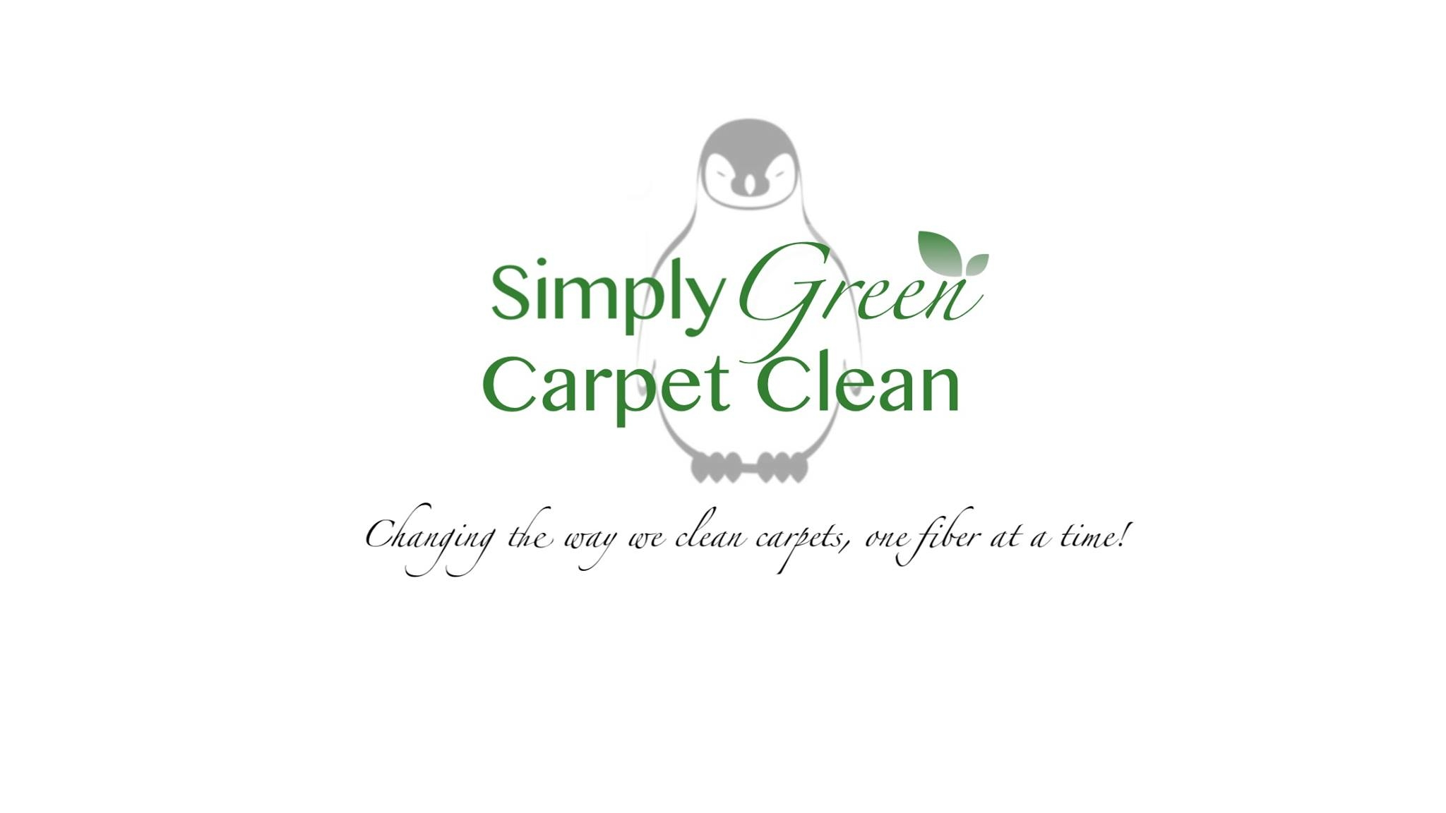 . Simply Green Carpet Clean